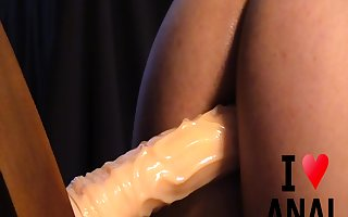 Perfect Anal Toying and Ass Milking in Time Lapse Mode